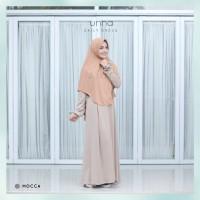 Unna dress mocca | baju muslim | muslimdaily