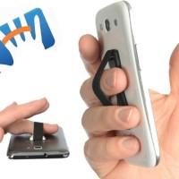 Jual GRIP PHONE PEGANGAN HP KARET FINGER HOLDER UNIVERSAL MOBILE PHONE Murah
