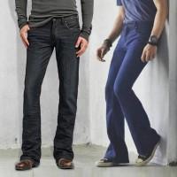 Jual Celana Panjang Pria I Celana Jeans I Celana Cutbray Murah