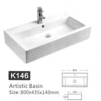 Wasrafel K146 White