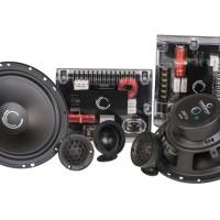 Crescendo Evo 1 2 way speaker split audio mobil baru garansi