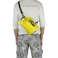 DRY BAG 5L WATER PROOF BAG TAS ANTI AIR PANTAI OUTDOOR PVC OCEAN PACK