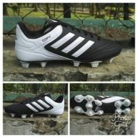 Sepatu Bola Adidas Copa Hitam Kombinasi Putih