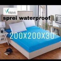 sprei waterproof 200x200x30