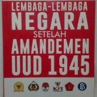 Lembaga-Lembaga Negara setelah Amandemen UUD 1945