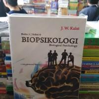 Biopsikologi Edisi 9 Buku 2 By J W Kalat
