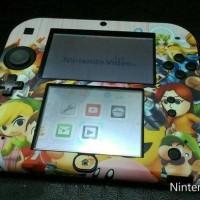 Skin Nintendo 2Ds Custom Design ( Free Request Gambar )