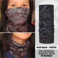Masker Buff CK Bandana 1405010 Batik Digital