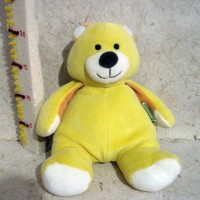Harga boneka teddy bear lemon bear original ks kids high quality | Hargalu.com