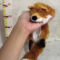 Harga boneka musang rubah lucu cute doll high quality and | Hargalu.com
