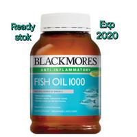 Blackmores fish oil 1000mg 400 caps