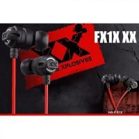JVC Xtreme Xplosive HA-FX1X - Super Bass Earphones