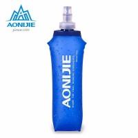 AONIJIE Botol Minum Lipat Olahraga 500ml - Blue