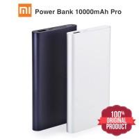 Jual Powerbank Xiaomi 10000mAh / Mi Pro 2 Fast Charging - 100% original Murah