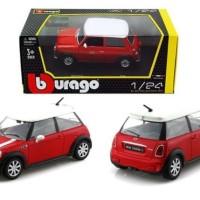 Diecast Bburago 1:24 Mini Cooper S