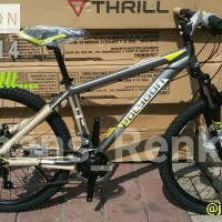 Sepeda MTB Polygon Monarch 4 Cakram