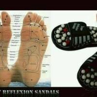 Jual Sandal Kesehatan INJOI/sandal terapi dan sandal refleksi Murah