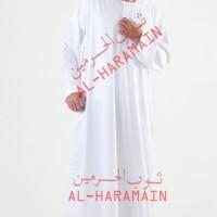 JUBAH / GAMIS PRIA SAUDI - Jubah Gamis Saudi Ikaf - Original Branded