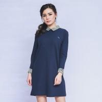 harga Dress Panjang Zipper Long Sleeve Denzel - Alinskie Brothers - B1030 Tokopedia.com