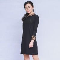 harga Dress Panjang Zip Long Sleeve Eden - Alinskie Brothers - B1030 Tokopedia.com