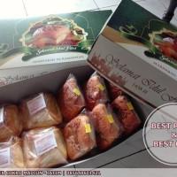 Roti Bluder Cokro asli Madiun - Jawa Timur (isi 10 roti)