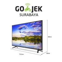 PANASONIC 32 LED TV VIERA TH-32E302 G USB HDMI