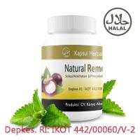 Herbal Kesehatan Ekstrak Manggis - Natural Remidies