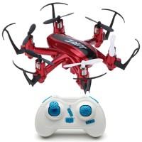 Jual READY JJRC H20 Mini Drone Hexacopter 6 Axis 2.4G 4CH - Merah Murah