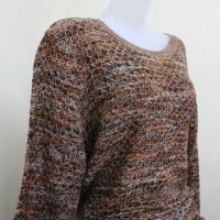 Jual sweater wanita warna twist sisa export Murah