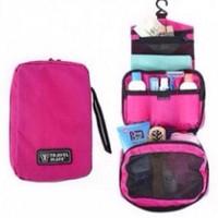 Jual Travel Bag / Tas Travel Organizer / Toilet Bag Organizer Murah