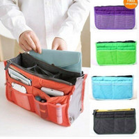 Jual Dual Bag In Bag / Korean Bag In Bag Organizer / Korean Bag Murah Murah