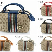 Gucci Doctor Bag 2095# 2in1