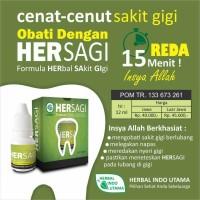obat herbal alami HIU Hersagi - Herbal Sakit Gigi original