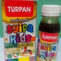 obat herbal alami Madu Anak Syifa Kids TURPAN / Turun Panas