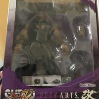 play arts kai street fighter ken masters