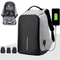 Jual Tas ransel anti maling - smart backpack Murah