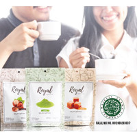 Jual Royal Milk Tea Murmer !! Murah