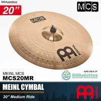 Paiste Meinl Cymbals MCS20MR 20 Inch MCS Medium Ride Cymbal drum