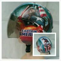 helm retro anak sni