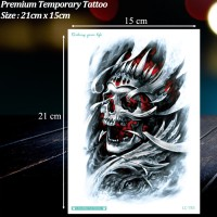 Jual Tatto temporary / Sticker Tato Temporer / Temporary Tattoo - LC-783 Murah