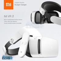 Xiaomi VR 2 3D Glass Kacamata VR Headset + Remote Control