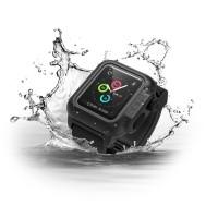 CATALYST Waterproof Case Apple Watch 38mm Series 3/2 - Stealth Black