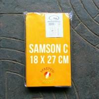 Fox Amplop C Samson Coklat - 18 x 27.5 cm - 1/2 Folio