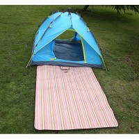Karpet Piknik Alas Tidur Outdoor Waterproof 150 x 200cm - Blue