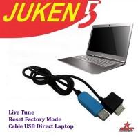 Kabel USB Remote ECU Juken 5 BRT - USB Direct Laptop / Tanpa Remote