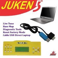 Remote ECU Juken 5 BRT Komplit / Include USB Cable