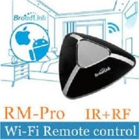 Broadlink RM-Pro Wi-Fi IR /RF Remote Controller for IPHONE /Android