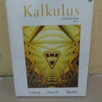 KALKULUS ED.9 BUKU 1 - PURCELL VARBERG RIDGON