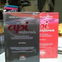 API SEJARAH 1 SET BUKU 1 & 2 - AHMAD MANSYUR SURYANEGARA