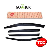 Toyota Cayla Talang Air MCBC Solid Black-TDC